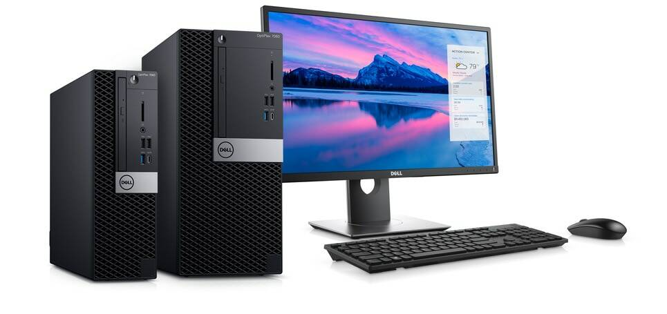 Dell OptiPlex 7060 Mini Tower desktop i5
