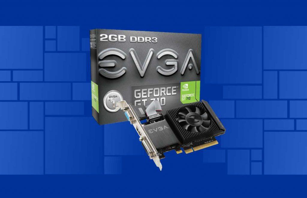 راهنمای خرید کارت گرافیک PNY مدل GeForce GT 710
