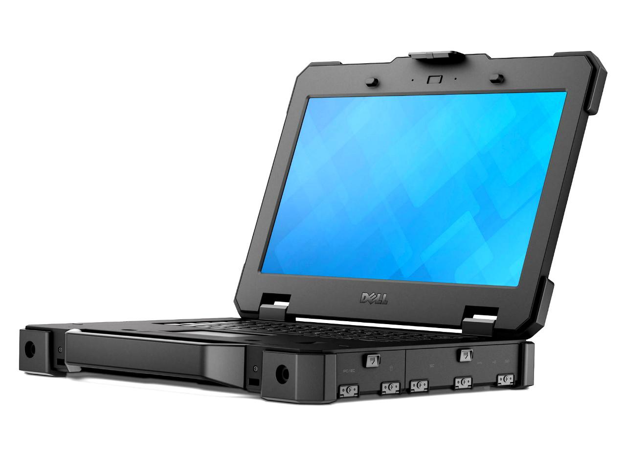 لپ تاپ هاي صنعتي در يك نگاه | Dell Latitude 14 Rugged Extreme