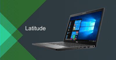 معرفی لپتاپ سری Latitude محصول شرکت Dell